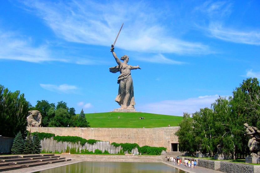 Семь чудес России: список, описание, фото мамаев курган высота