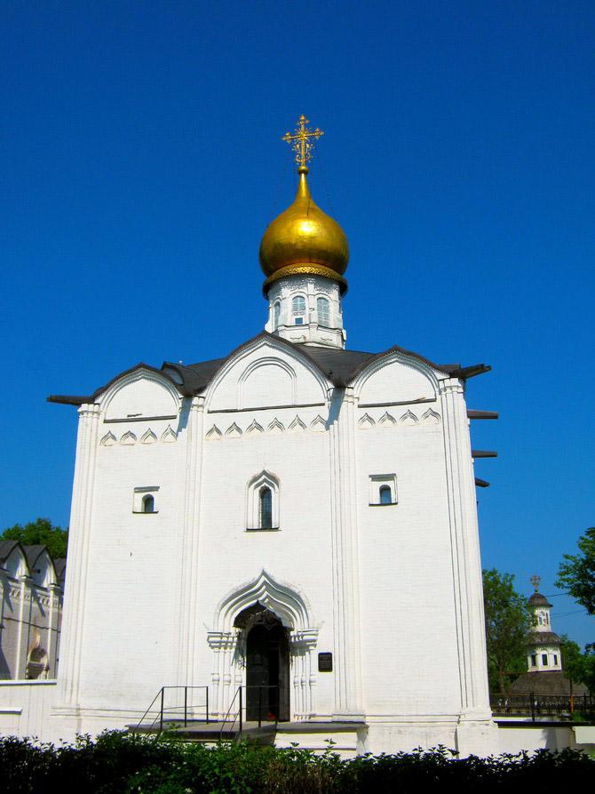 Подольный монастырь